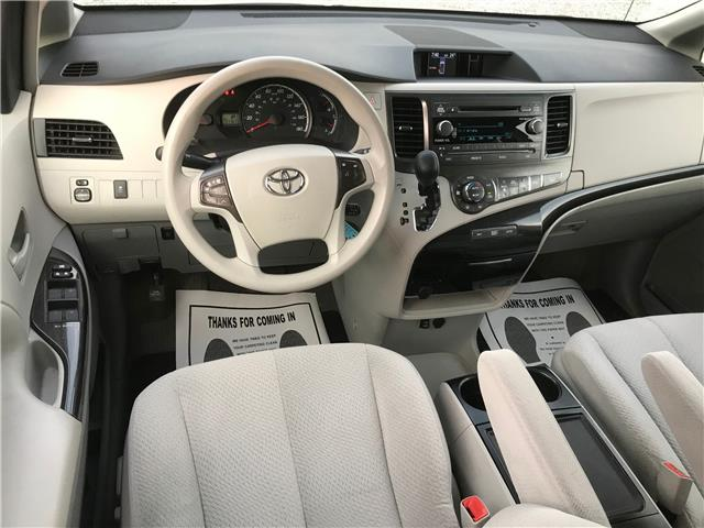 2013 Toyota Sienna LE 8 Passenger (Stk: 349604) in Abbotsford - Image 11 of 24