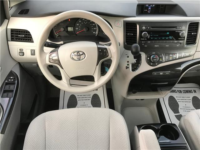 2013 Toyota Sienna LE 8 Passenger (Stk: 349604) in Abbotsford - Image 12 of 24