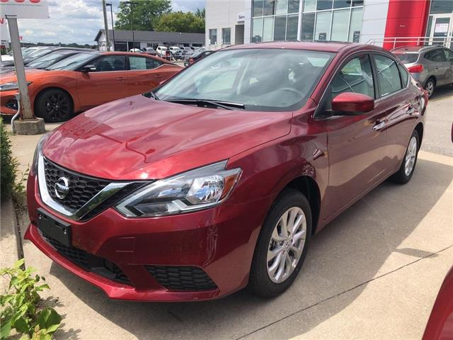 2019 Nissan Sentra 1.8 SV (Stk: KY350558) in Whitby - Image 1 of 4