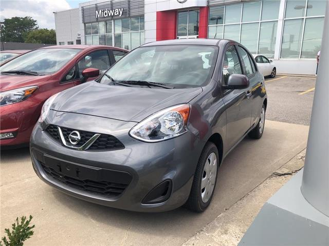 2019 Nissan Micra SV (Stk: KL222763) in Whitby - Image 1 of 5