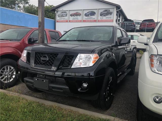 2019 Nissan Frontier Midnight Edition (Stk: KN774450) in Whitby - Image 1 of 5