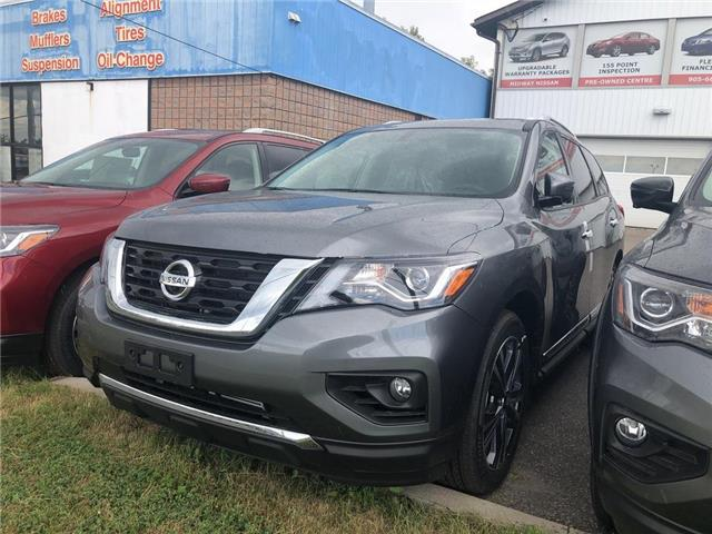 2019 Nissan Pathfinder Platinum (Stk: KC644020) in Whitby - Image 1 of 4