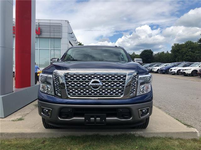 2019 Nissan Titan Platinum (Stk: KN525865) in Whitby - Image 2 of 5