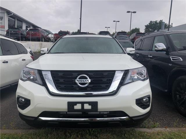 2019 Nissan Pathfinder Platinum (Stk: KC647680) in Whitby - Image 2 of 5