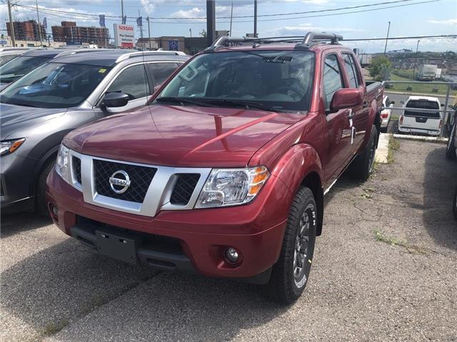 2019 Nissan Frontier PRO-4X (Stk: KN779286) in Whitby - Image 1 of 4