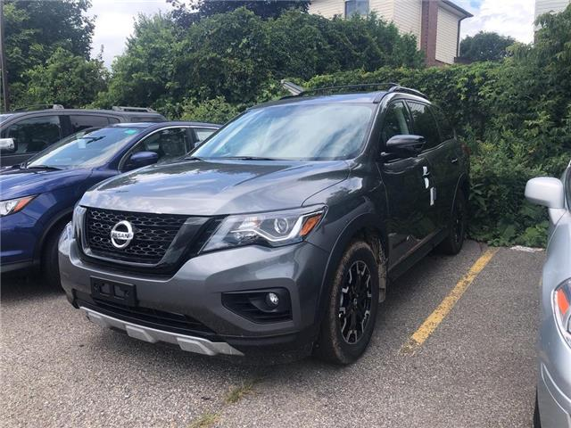 2019 Nissan Pathfinder SL Premium (Stk: KC648182) in Whitby - Image 1 of 4