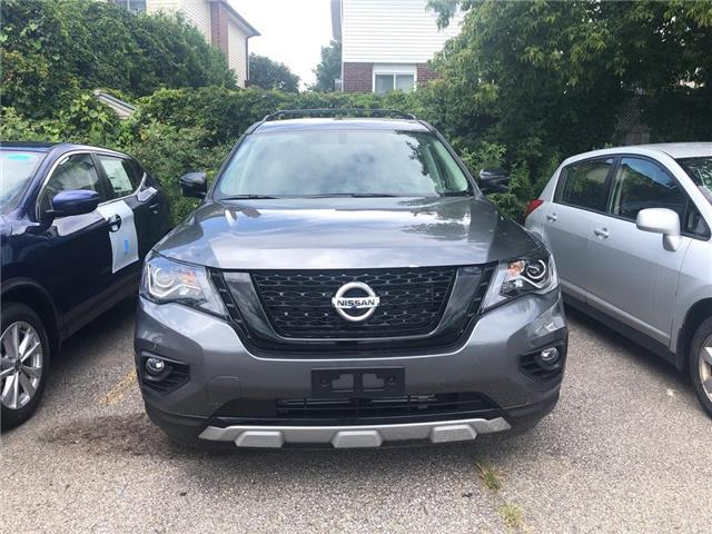 2019 Nissan Pathfinder SL Premium (Stk: KC648182) in Whitby - Image 2 of 4