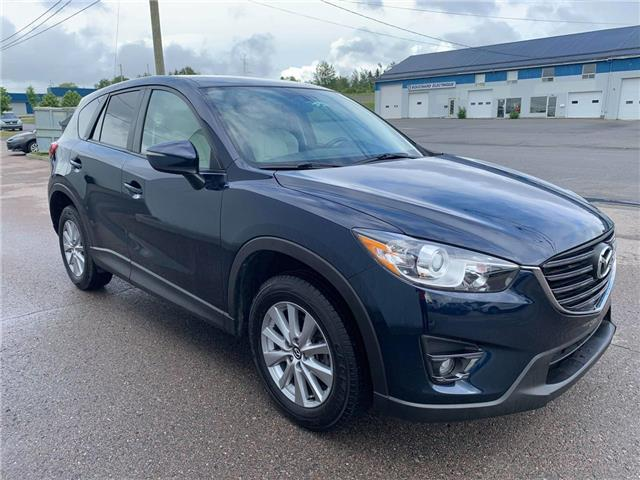 2016 Mazda CX-5 GS (Stk: 6237A) in Alma - Image 1 of 12