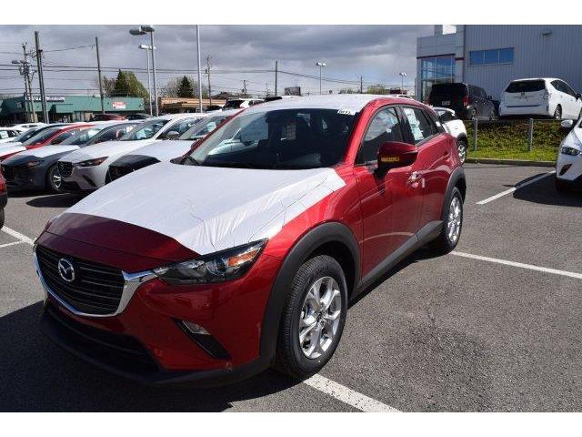 2019 Mazda CX-3 GS (Stk: 19142) in Châteauguay - Image 1 of 12