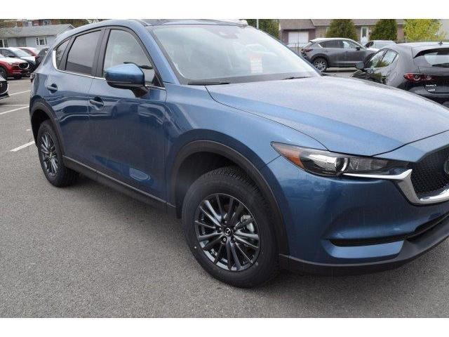 2019 Mazda CX-5 GS (Stk: 19153) in Châteauguay - Image 1 of 11