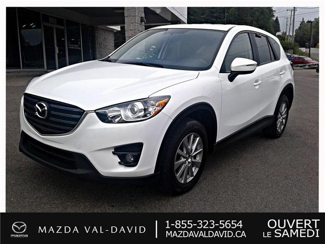 2016 Mazda CX-5 GS (Stk: 19422A) in Val-David - Image 1 of 25