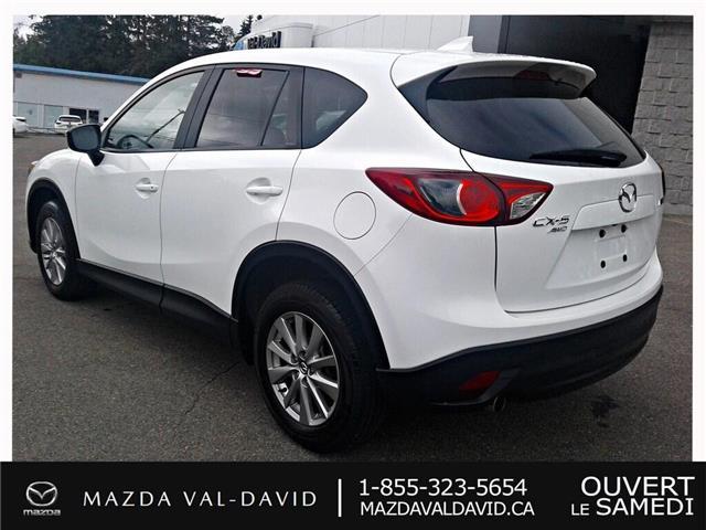 2016 Mazda CX-5 GS (Stk: 19422A) in Val-David - Image 4 of 25