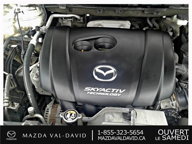 2016 Mazda CX-5 GS (Stk: 19422A) in Val-David - Image 9 of 25