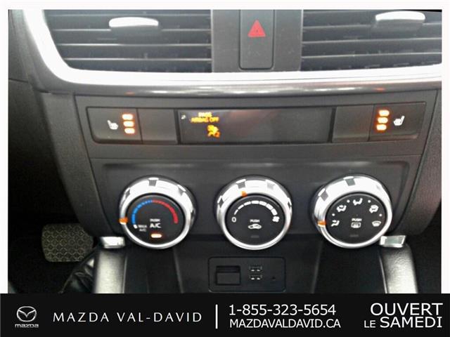 2016 Mazda CX-5 GS (Stk: 19422A) in Val-David - Image 21 of 25