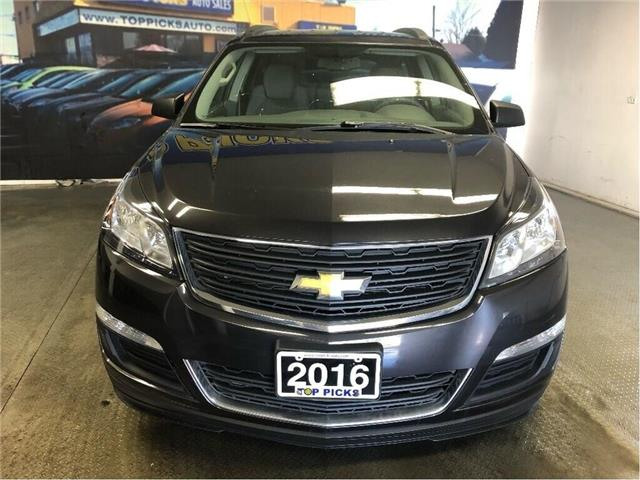 2016 Chevrolet Traverse LS (Stk: 143883) in NORTH BAY - Image 2 of 29