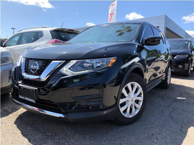 2017 Nissan Rogue S FWD | CPO | ONE OWNER | NO ACCIDENTS (Stk: P0636) in Mississauga - Image 1 of 20