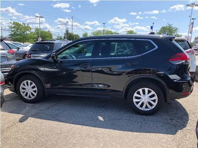 2017 Nissan Rogue S FWD | CPO | ONE OWNER | NO ACCIDENTS (Stk: P0636) in Mississauga - Image 2 of 20