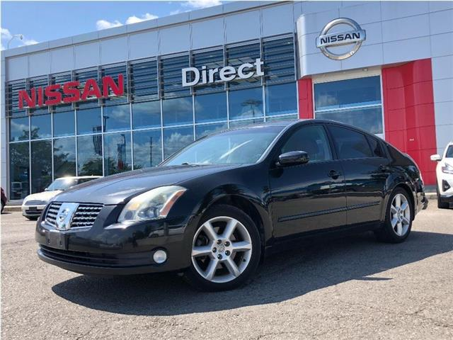 2004 Nissan Maxima SE 3.5 | EXCELLENT CONDITION | NO ACCIDENTS  (Stk: N3620A) in Mississauga - Image 1 of 19