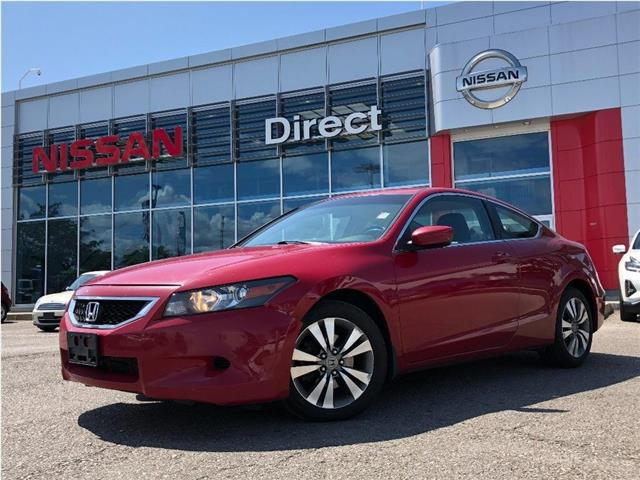 2008 Honda Accord Coupe EX-L | CERTIFIED  (Stk: N3862A) in Mississauga - Image 1 of 18