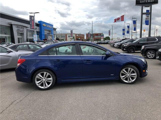 2012 Chevrolet Cruze RS|TWO SETS OF TIERS|SUNROOF|BLUETOOTH| (Stk: 212985C) in BRAMPTON - Image 6 of 15