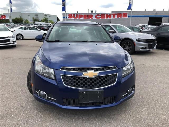 2012 Chevrolet Cruze RS|TWO SETS OF TIERS|SUNROOF|BLUETOOTH| (Stk: 212985C) in BRAMPTON - Image 7 of 15