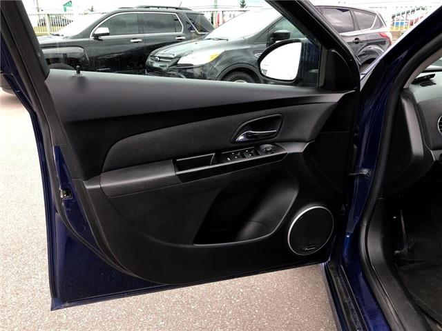 2012 Chevrolet Cruze RS|TWO SETS OF TIERS|SUNROOF|BLUETOOTH| (Stk: 212985C) in BRAMPTON - Image 8 of 15