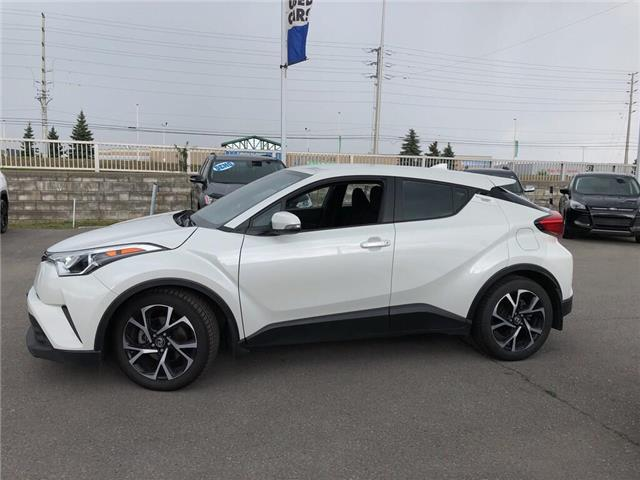 2018 Toyota C-HR XLE|BACKUP CAM|HEATED SEATS|BLUETOOTH|PUSH START| (Stk: W18515) in BRAMPTON - Image 2 of 18