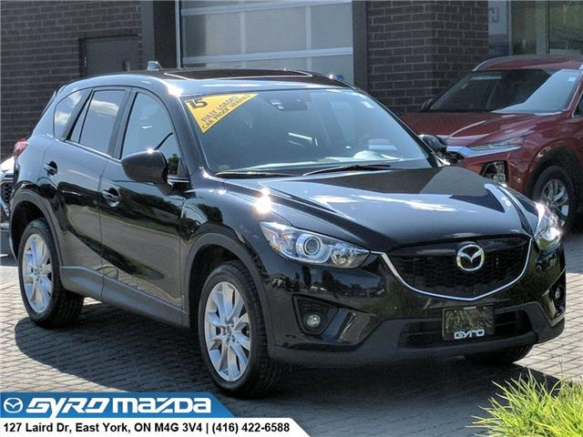 2015 Mazda CX-5 GT (Stk: 29003A) in East York - Image 1 of 30