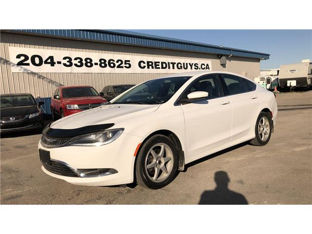 2015 Chrysler 200 Limited (Stk: I7780) in Winnipeg - Image 1 of 24