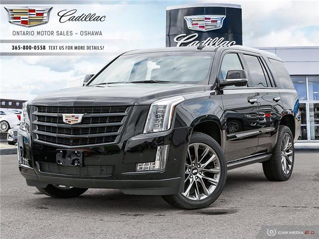 2020 Cadillac Escalade Premium Luxury (Stk: T0108353) in Oshawa - Image 1 of 19