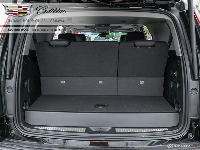 2020 Cadillac Escalade Premium Luxury (Stk: T0108353) in Oshawa - Image 10 of 19