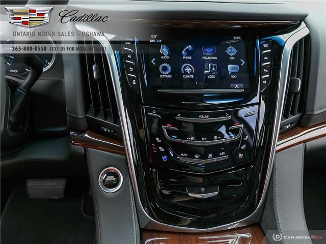 2020 Cadillac Escalade Premium Luxury (Stk: T0108353) in Oshawa - Image 14 of 19