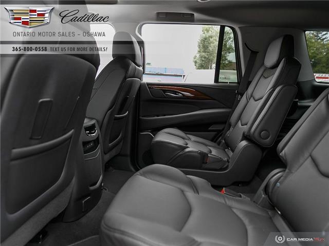 2020 Cadillac Escalade Premium Luxury (Stk: T0108353) in Oshawa - Image 16 of 19