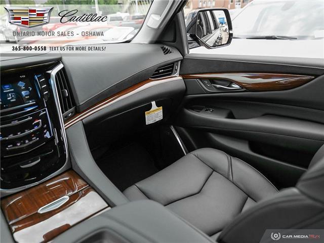 2020 Cadillac Escalade Premium Luxury (Stk: T0108353) in Oshawa - Image 18 of 19