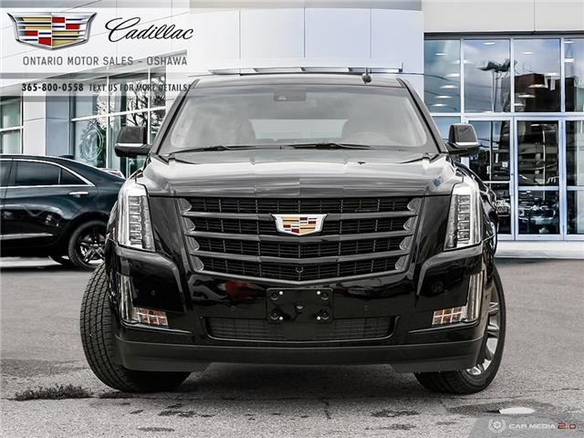 2020 Cadillac Escalade ESV Premium Luxury (Stk: T0112051) in Oshawa - Image 2 of 19