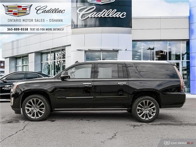 2020 Cadillac Escalade ESV Premium Luxury (Stk: T0112051) in Oshawa - Image 3 of 19