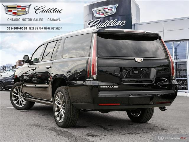 2020 Cadillac Escalade ESV Premium Luxury (Stk: T0112051) in Oshawa - Image 4 of 19