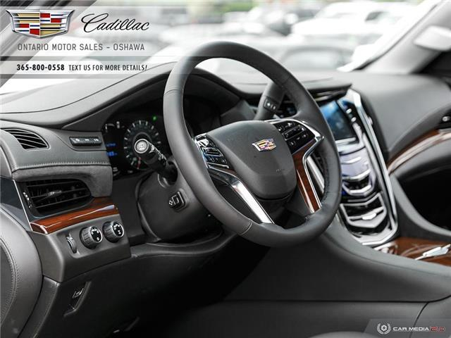 2020 Cadillac Escalade ESV Premium Luxury (Stk: T0112051) in Oshawa - Image 12 of 19