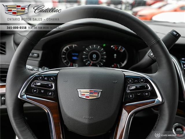 2020 Cadillac Escalade ESV Premium Luxury (Stk: T0112051) in Oshawa - Image 13 of 19