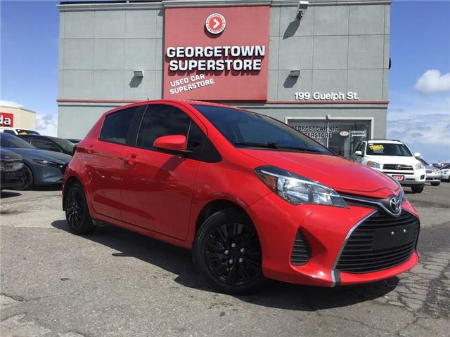 2016 Toyota Yaris LE |AUTO|CLEAN CARFAX|TINTS | AUX IN | PWR GRP (Stk: P12390) in Georgetown - Image 2 of 22