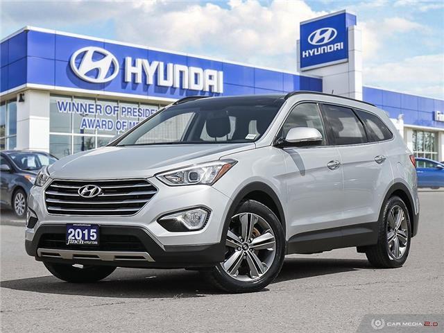 2015 Hyundai Santa Fe Xl Limited Limited Awd At 21988 For