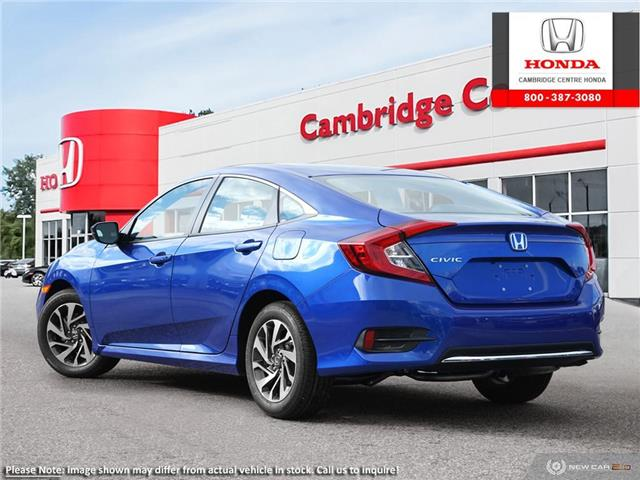 2019 Honda Civic EX (Stk: 20146) in Cambridge - Image 4 of 24