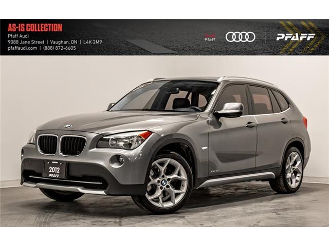 2012 BMW X1 xDrive28i (Stk: T16129A) in Vaughan - Image 1 of 22