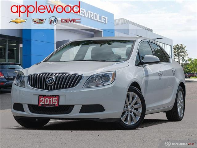 2015 Buick Verano Base (Stk: 6526TN) in Mississauga - Image 1 of 25