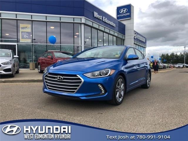 2017 Hyundai Elantra  (Stk: E4621) in Edmonton - Image 1 of 25