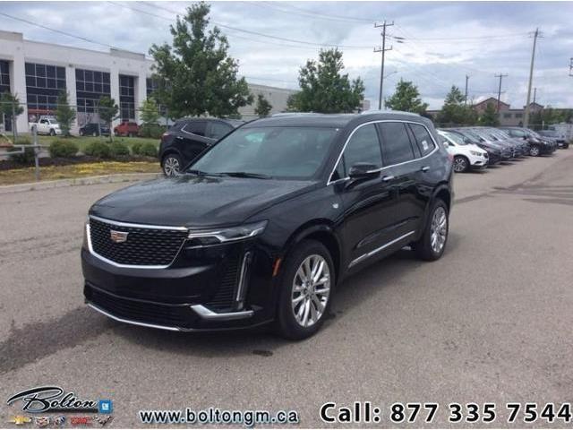 2020 Cadillac XT6 Premium Luxury (Stk: 100717) in BOLTON - Image 1 of 11