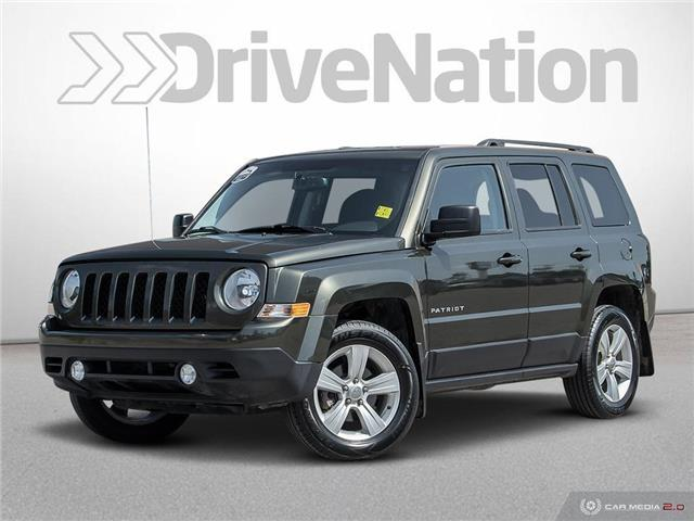 2015 Jeep Patriot Sport/North (Stk: D1426) in Regina - Image 1 of 28