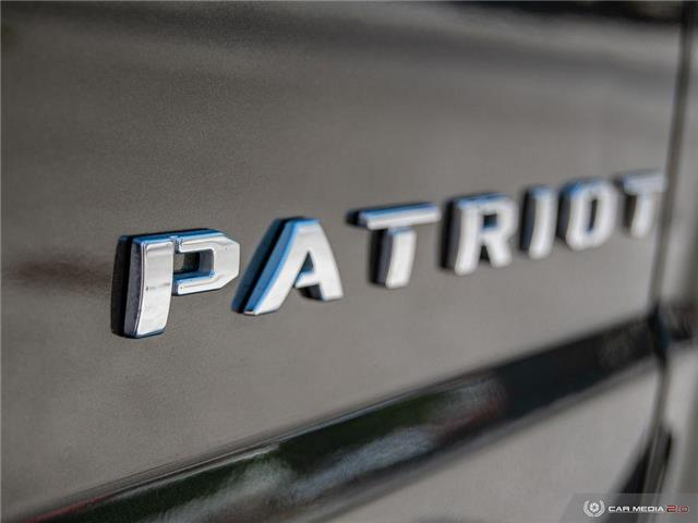 2015 Jeep Patriot Sport/North (Stk: D1426) in Regina - Image 9 of 28