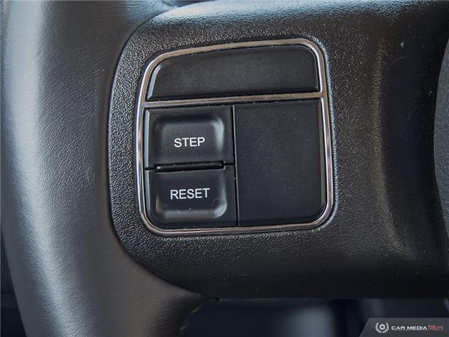 2015 Jeep Patriot Sport/North (Stk: D1426) in Regina - Image 18 of 28
