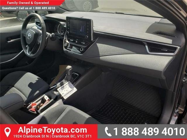 2020 Toyota Corolla SE (Stk: P002541) in Cranbrook - Image 11 of 16